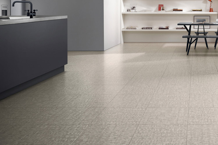 Alchemy Haze Flooring - Image appears courtesy of Amtico
